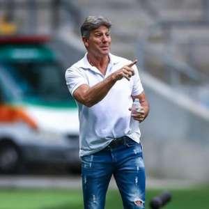 Confira a provável escalação do Grêmio para o duelo contra o Bragantino