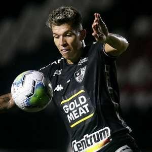 Bruno Nazário, do Botafogo, está perto do América-MG e ...