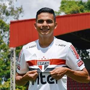 Bruno Rodrigues comenta chegada ao São Paulo: 'Vou dar a ...