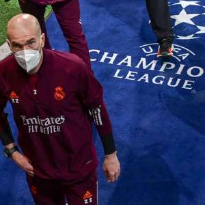 Zidane valoriza vitória do Real contra a Atalanta na ...