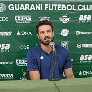 Novo reforço, Airton quer mostrar o seu valor pelo Guarani