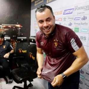Torcedor do Sport marca Jair Ventura na pele e explica ...