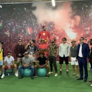 Elenco do Fluminense faz concurso do mais mal vestido e ...