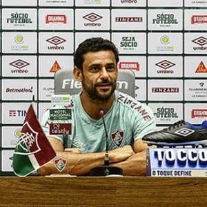 Fred cita sonho por levar Fluminense à Libertadores e ...