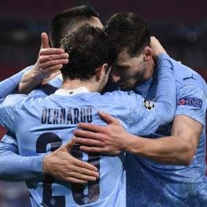 Guardiola exalta portugueses do City após vitória pela ...