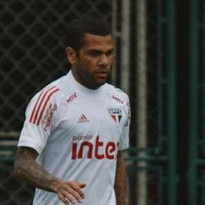 Com desfalques, São Paulo faz último treino antes de enfrentar o Flamengo