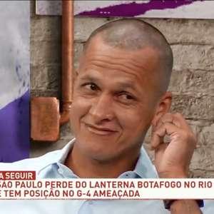Souza paga promessa e participa de cabeça raspada no ...