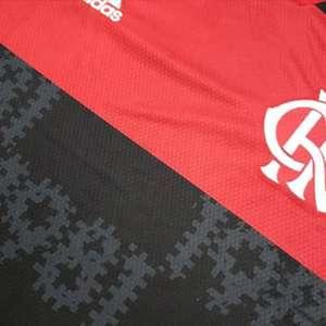 Novas imagens da camisa do Flamengo para a temporada ...