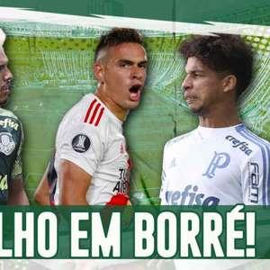 Boletim: Palmeiras encaminha venda de meia e 'entra pra ganhar' negociação por Borré