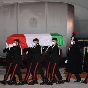 Após funeral, corpo de embaixador italiano irá para sua ...