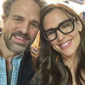 Mark Ruffalo e Jennifer Garner compartilham fotos de ...