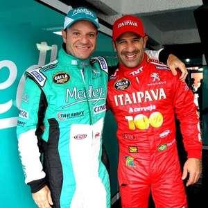 Com Kanaan, Massa e Barrichello, jovens vão precisar de esforço para brilhar na Stock Car