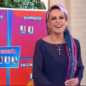 Ana Maria Braga denuncia perfil falso em seu nome no Twitter