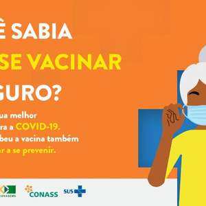 Prefeitos lançam nova fase de campanha sobre importância ...
