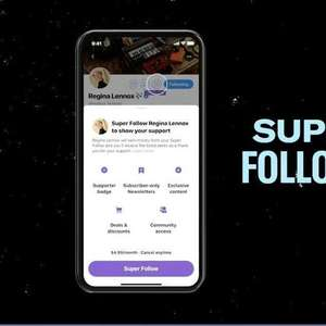 'Super Follow': novo recurso do Twitter permitirá que ...