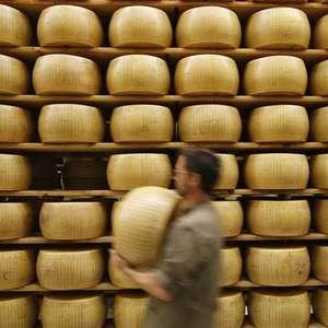 Produção de Parmigiano Reggiano bate recorde na Itália ...
