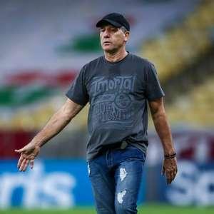 Renato Gaúcho não comanda o Grêmio diante do Red Bull Bragantino