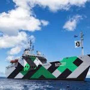 Navio Santa Helena está a caminho da Arábia Saudita para ...