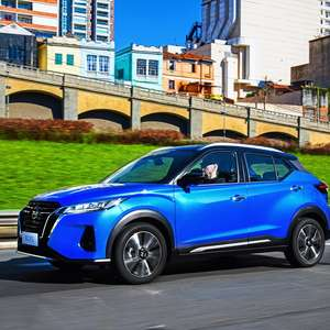 Novo Nissan Kicks 2022 estreia sem mudança de preços