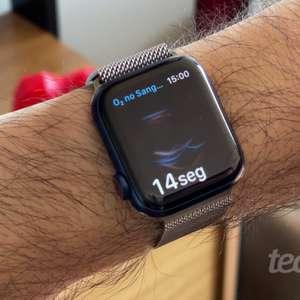 Como usar o oxímetro do Apple Watch Series 6