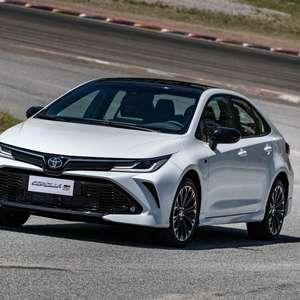 Toyota Corolla GR-S chega com nova suspensão esportiva