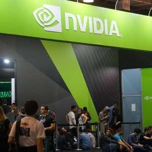 Nvidia faturou US$ 5 bi durante escassez de placas de vídeo