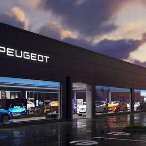 """Peugeot muda logotipo do leão e quer ser marca """"atemporal"""""""