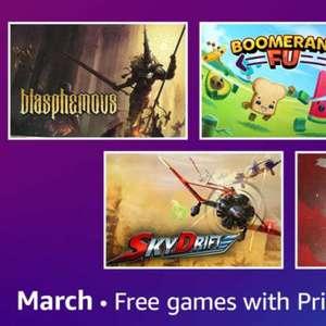 Bomber Crew e mais jogos grátis em março no Prime Gaming