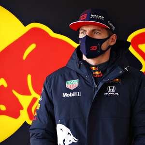 """Verstappen garante que """"não está pensando"""" em chance de ..."""