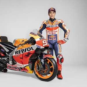 """Honda diz que Marc Márquez """"vai encontrar uma maneira de ..."""