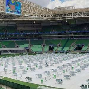 Allianz cancela evento para a final da Copa do Brasil