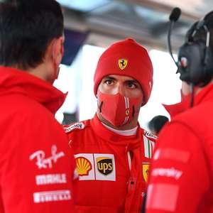 """Sainz espera conquistar título em cinco anos e se vê """"na ..."""