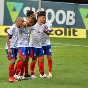 Bahia derrota o Santos e se garante na Sul-Americana