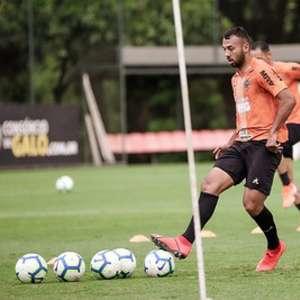 Atlético-MG segue reformulando elenco e empresta oito jogadores