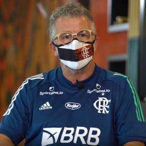 Auxiliar de Dome, Jordi Guerrero festeja título do Fla: ...