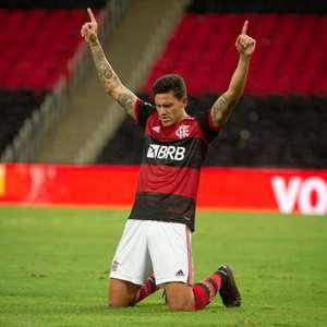 Pedro vibra com título brasileiro pelo Flamengo: 'Sonho ...