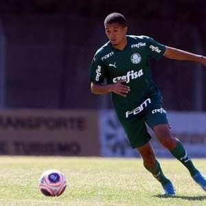 Gabriel Vareta, zagueiro do Palmeiras, cita 'sensação ...