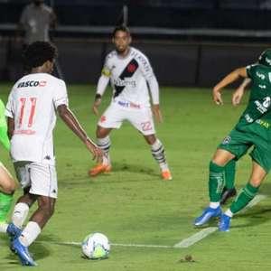 Vasco vence o Goiás por 3 a 2, mas é oficialmente rebaixado
