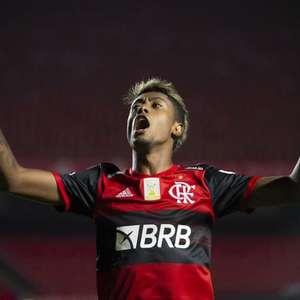 Após mais um título do Flamengo, Bruno Henrique reforça: ...