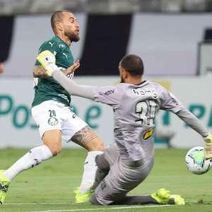 Lucas Lima lamenta derrota na despedida do Brasileirão e ...