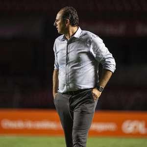 Torcedores do Flamengo pedem saída de Ceni mesmo após título