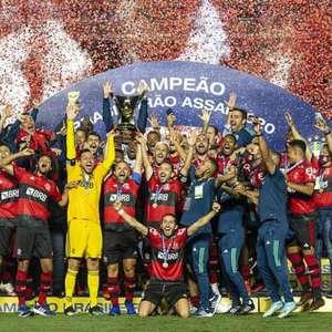 Rogério Ceni e três jogadores representam o Flamengo na ...