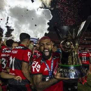 Após novo título, Gabigol compara o Flamengo ao Real ...