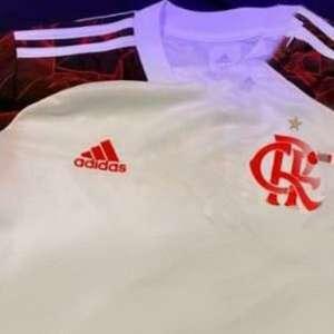 Veja imagem do uniforme 2 do Flamengo para a temporada 2021