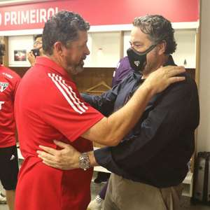 Após ser interino do São Paulo, Vizolli fará elo da base ...