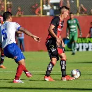 Vitória terá desfalque para estreia na Copa do Nordeste