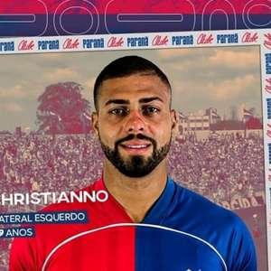 Ex-Vasco, lateral esquerdo Christianno é apresentado no ...