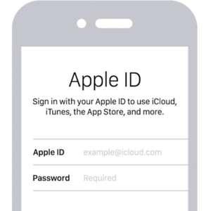 Como usar contas Apple ID diferentes no iPhone