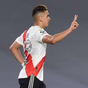 Borré não aceita proposta do Palmeiras num primeiro momento