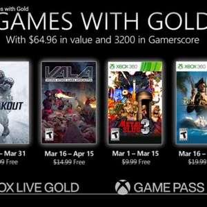 Xbox Live Gold de março tem Warface: Breakout, Metal ...